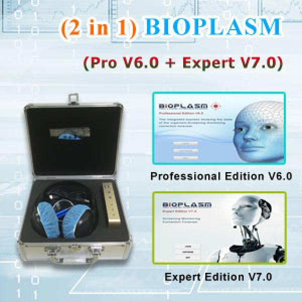Bioplasm NLS 2 in 1 Bioresonance Machine - Aura Chakra Healing